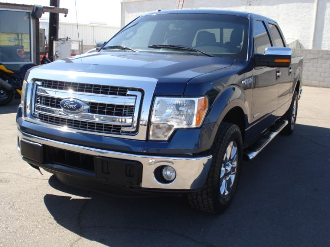 2013 Ford F-150 Supercrew Low Down, Low Payments, Apply Online