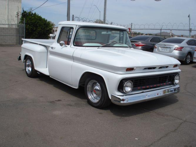 1963 Chevrolet C10 Nice Hot Rod Truck