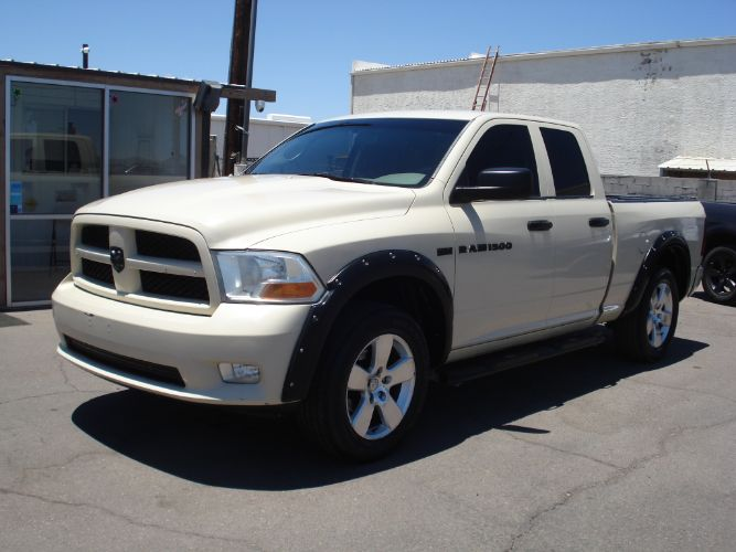 2012 Ram 1500 Quad Cab EZ Finance, Low Down, Low Payments
