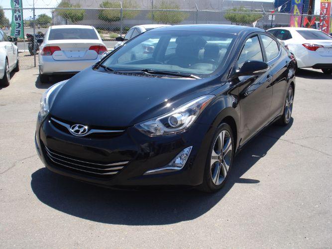 2016 Hyundai Elantra Sport Finance Available