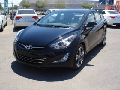 2016 Hyundai Elantra Sport Finance Available