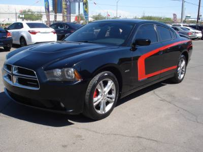 2012 Dodge Charger RT Max