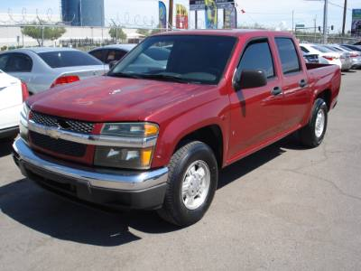 2006 Chevrolet Colorado Crew Cab Bad Credit Finance Available