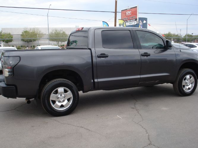 2013 Toyota Tundra 4WD Truck Crew Max, EZ Finance, Low Payments