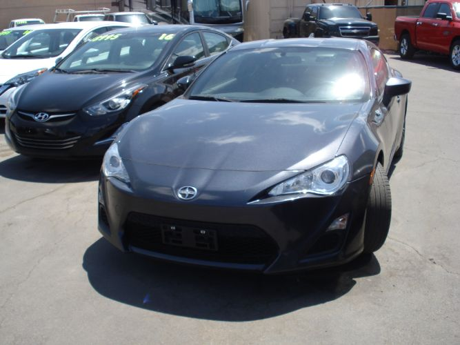 2015 Scion FR-S EZ Finance is Available, Low Down