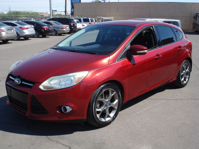 2013 Ford Focus Leather Loaded, Low Payments Available