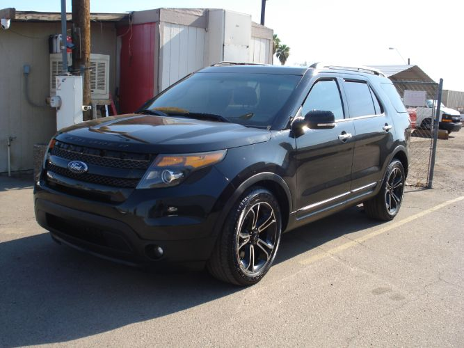 2013 Ford Explorer Sport Ecoboost 4x4, Finance Available