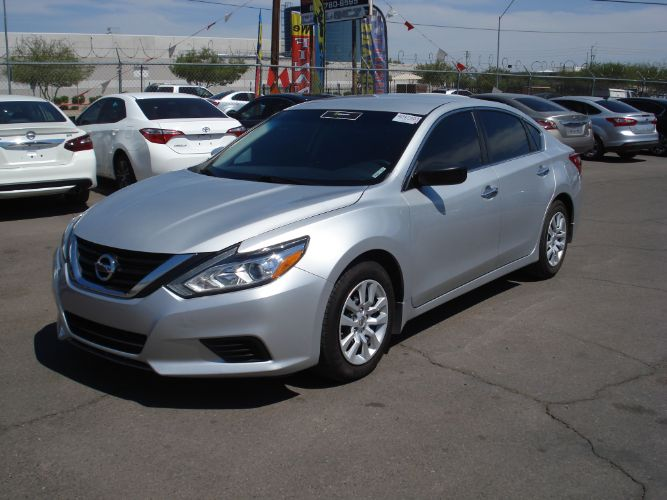 2017 Nissan Altima 2.5 S Finance is EZ Here!!!!