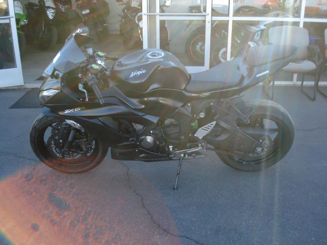 2015 Kawasaki ZX6-RR 636 Finance For Bad Credit