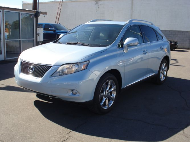 2010 Lexus RX 350 1 Owner, Low Miles, Finance Available