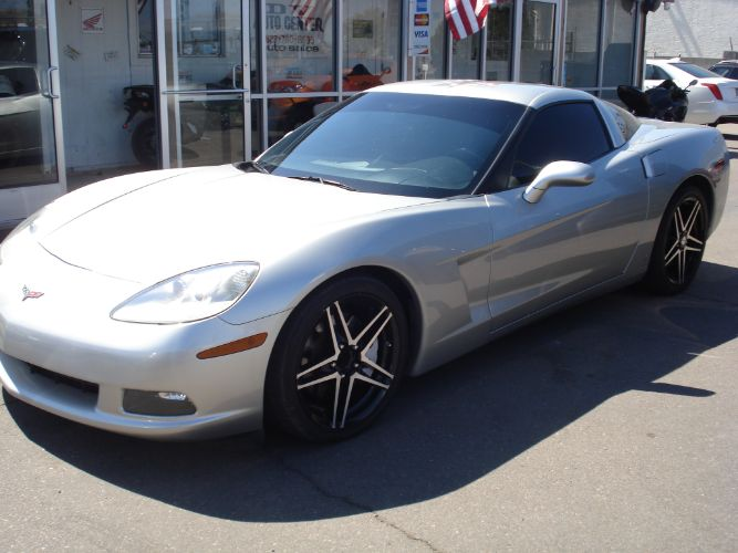 2006 Chevrolet Corvette Finance Available