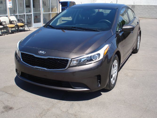 2018 Kia Forte Low Miles, Finance is EZ Here