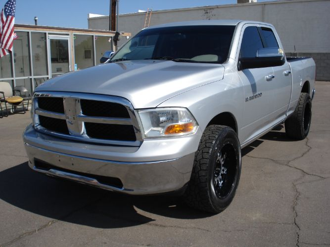 2011 Ram 1500 Quad Cab SLT Finance Available, Low Down, Low Payments, 4x4