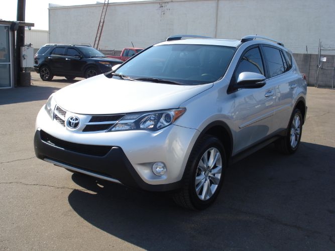 2013 Toyota RAV4 Limited Finance Available