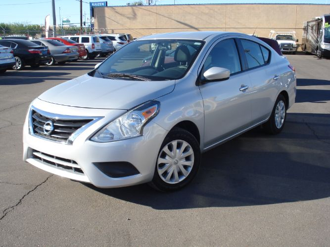 2016 Nissan Versa EZ Finance, Low Down
