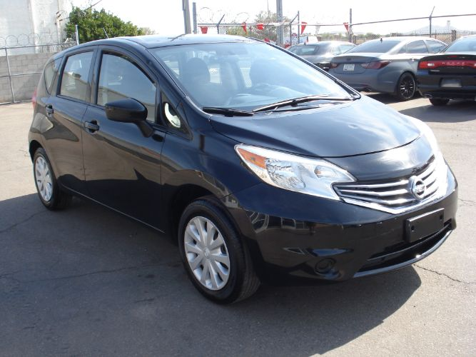 2016 Nissan Versa Note Low Miles, Finance Available