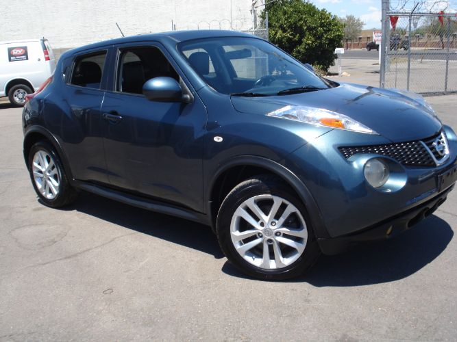 2011 Nissan Juke SL Finance For Bad Credit