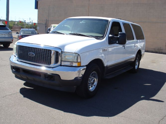 2002 Ford Excursion 7.3 Powerstroke Diesel XLT