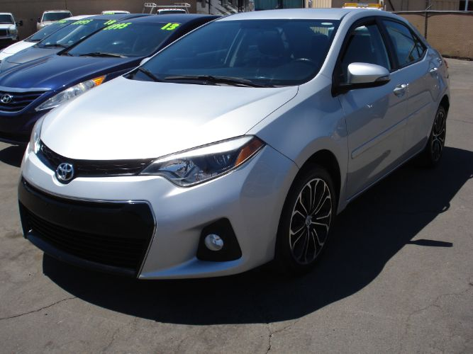 2016 Toyota Corolla Low Miles, Finance is EZ