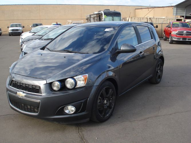 2013 Chevrolet Sonic Turbo LTZ, Low Down, Low Payments