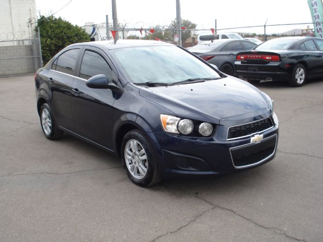 2016 Chevrolet Sonic LT, Low Miles, EZ Finance Available
