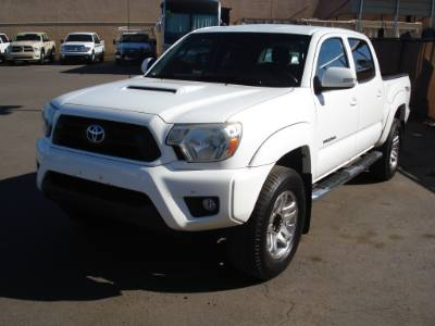 2014 Toyota Tacoma Double Cab Prerunner Finance Available, Low Down Low Payments