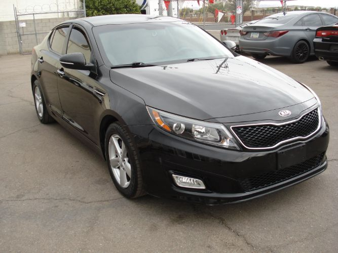2015 Kia Optima Low Miles, EZ Finance Available