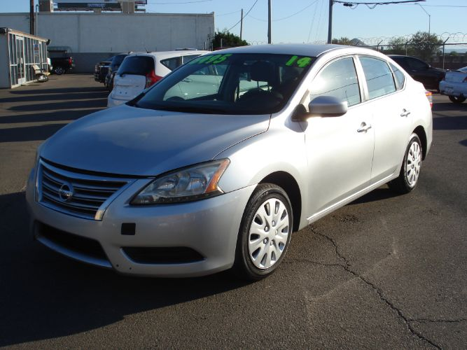 2014 Nissan Sentra Low Down, Low Payments, Finance Available
