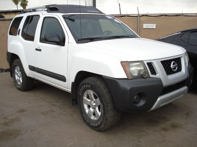 2011 Nissan Xterra 4x4 Off Road, Finance is EZ Here
