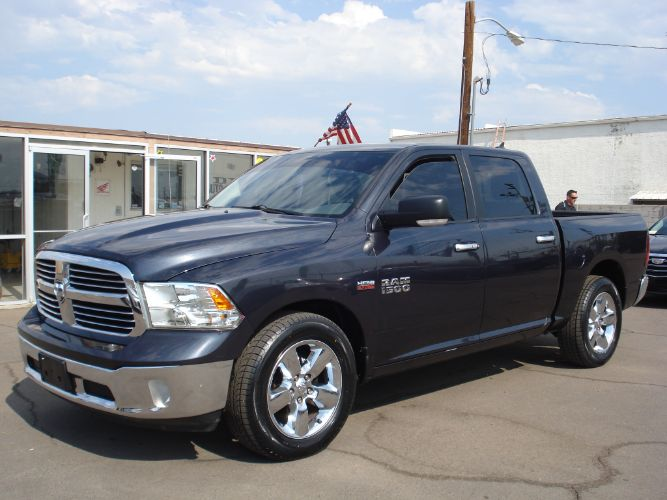 2013 Ram 1500 Big Horn Crew Cab Loaded Up, Low Payments On This One