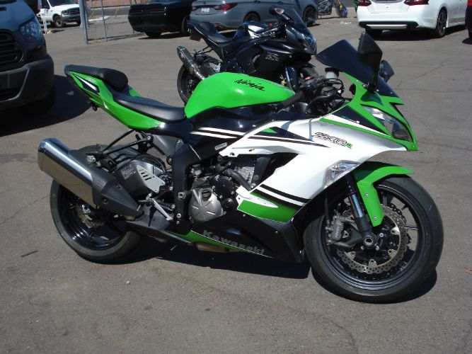 2015 Kawasaki ZX-6R BAD CREDIT NO PROBLEM LOW MONTHLY PAYMENTS