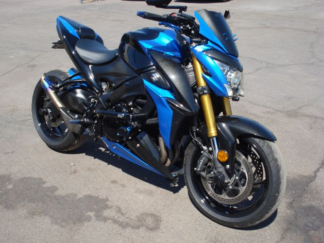 2018 Suzuki GSX-S1000 Finance Available, Low Down, Low Payments