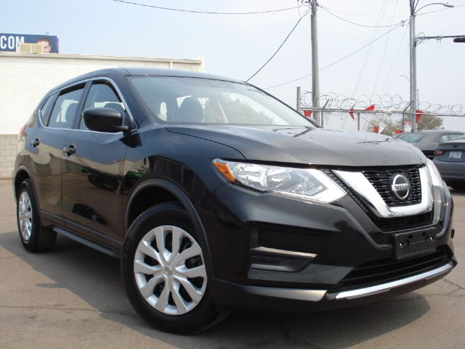 2018 Nissan Rogue Low Miles, Low Payments, Apply Online
