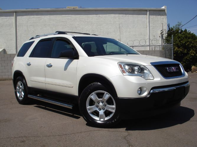 2012 GMC Acadia 3rd row, Finance For Bad Credit Here