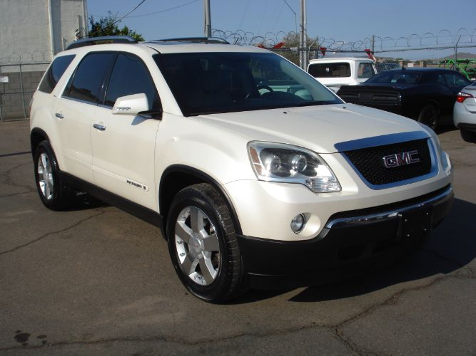 2008 GMC Acadia 3rd Row, EZ Finance Available, Low Down