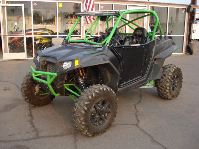 2011 POLARIS RZR XP 900 LE Cage, Doors, Bumpers,Seats, Big Stereo, Nice!!!