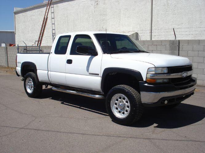 2002 Chevrolet Silverado 2500HD 8.1 Allison 4x4, Bad Ass Truck, Finance Available
