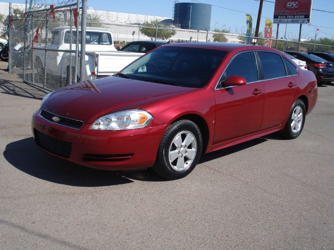 2009 Chevrolet Impala EZ Finance, Low Down, Low Payments