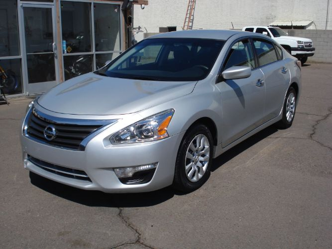 2014 Nissan Altima 2.5 S Low Down, Low Payments, Bad Credit is OK