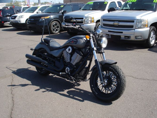 2016 VICTORY Gunner EZ Finance, Low Payments, Low Down
