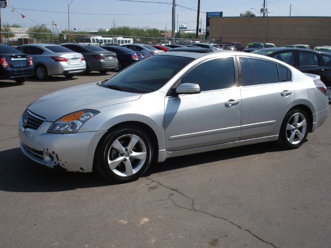 2008 Nissan Altima 3.5 SL, Leather Loaded, Finance is EZ