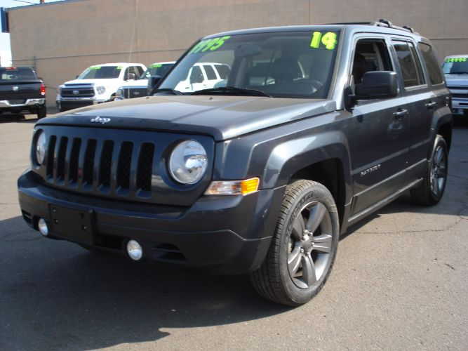 2014 Jeep Patriot High Altitude Finance For All Credit Types, Low Down
