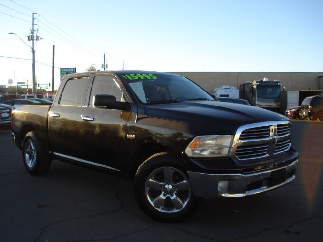 2013 Ram Crew Cab Lone Star Finance Available