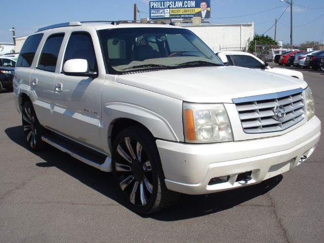2005 Cadillac Escalade Bad Credit is Accepted Here