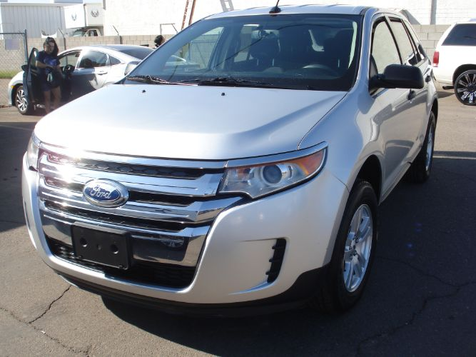 2013 Ford Edge Bad Credit is No Problem