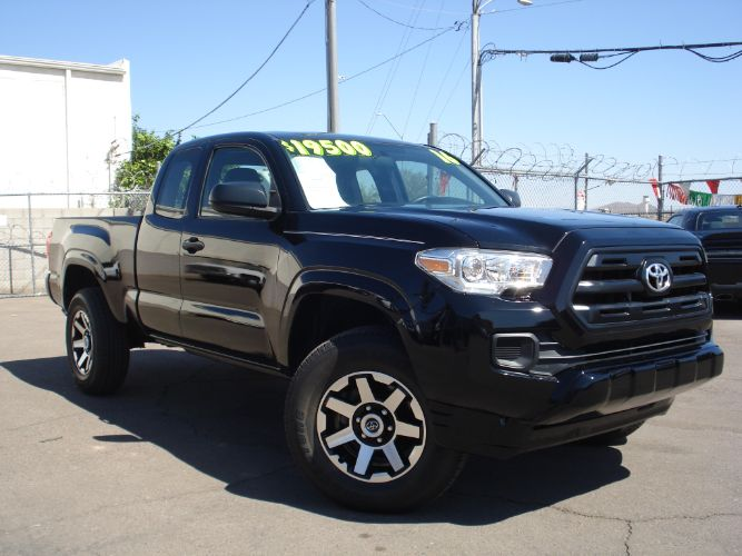 2016 Toyota Tacoma Ext Cab, Low Miles, EZ Finance