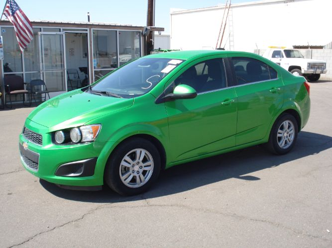 2016 Chevrolet Sonic Everybody is Approved, Low Payments
