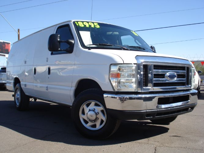 2010 Ford Econoline Cargo Van Ext Van, Finance Available, Commercial Loans Here