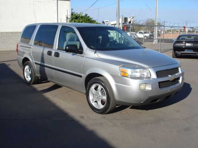 2007 Chevrolet Uplander 3rd Row, Finance Available For Bad Credit