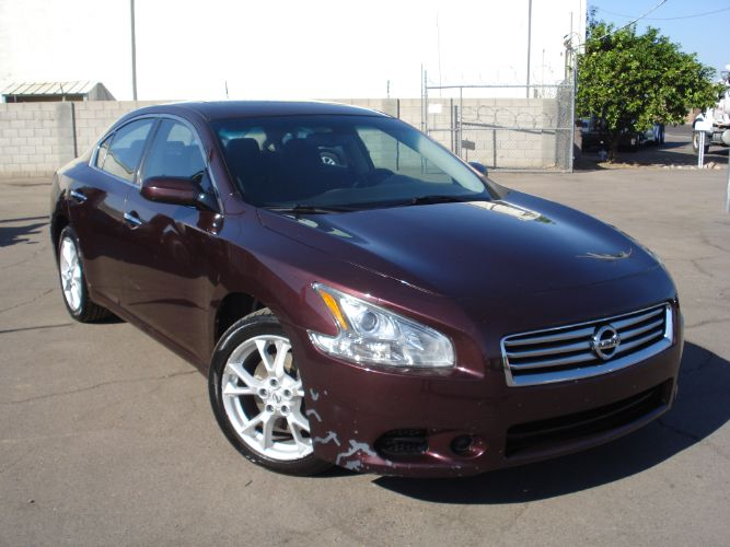 2014 Nissan Maxima 3.5 S Finance Available For Bad Credit